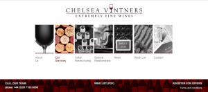 Chelsea Vintners screen